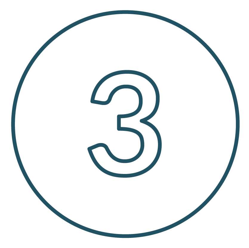 This is an image of the number 3.