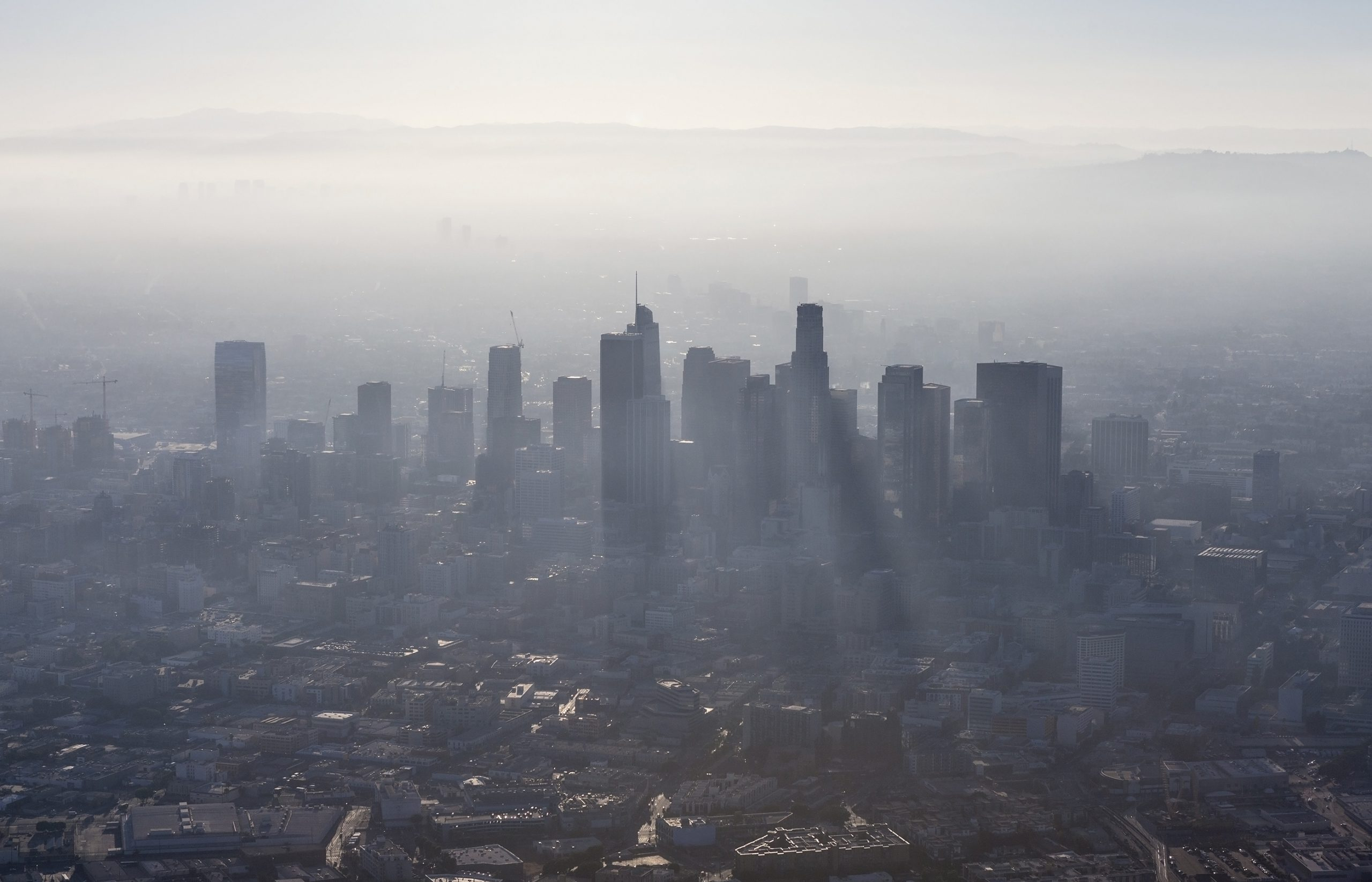 This is an image representing smog.